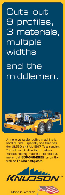 Cut out the middlemand and get your business running right with Knudson.